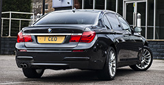 instant pawn cash loan secured against private cherished number plate
